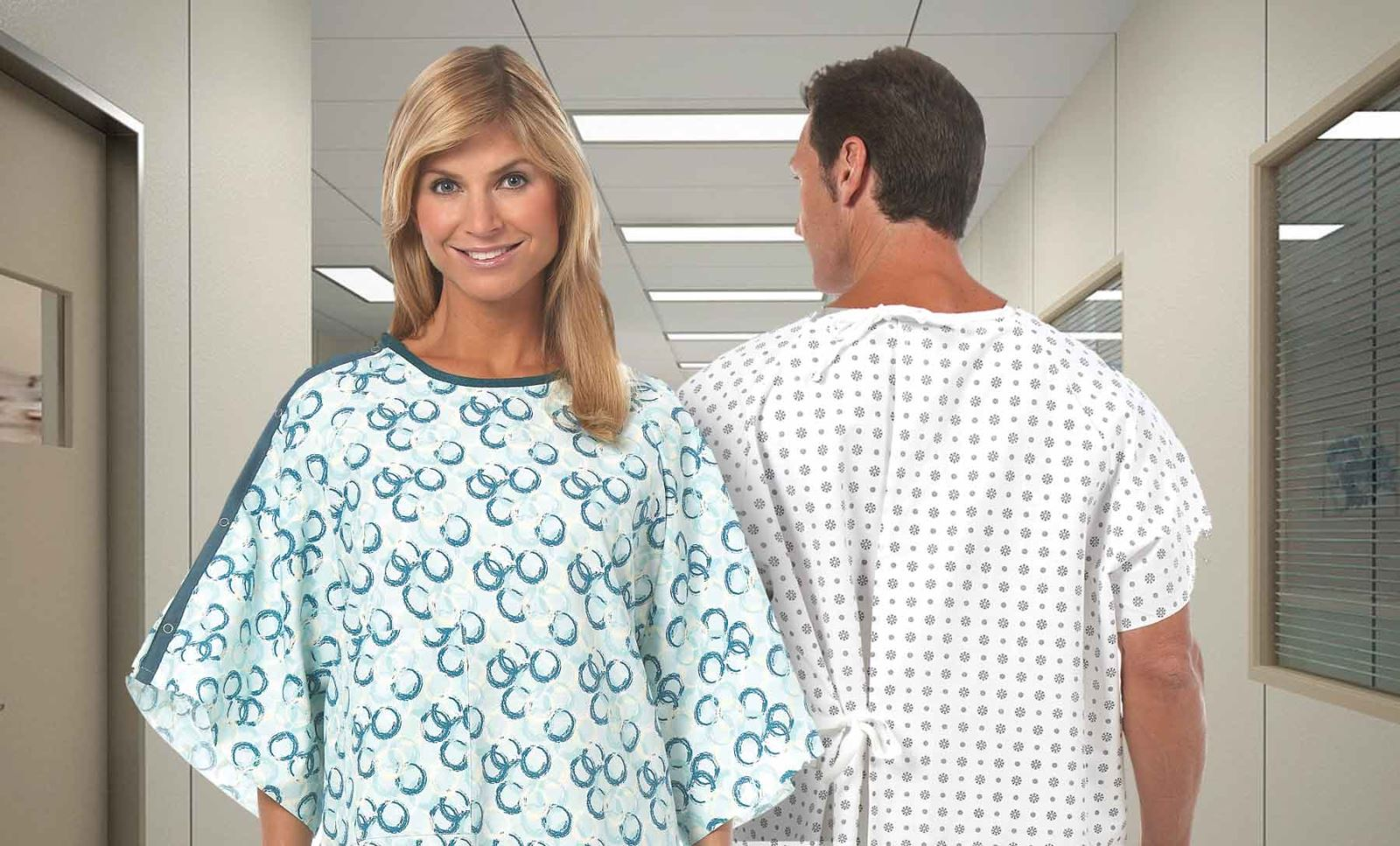 Hospital Gowns Image