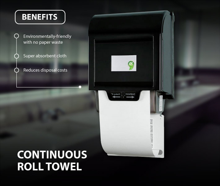 Continuous Roll Towel