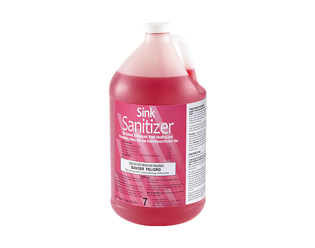 Sink Sanitizer