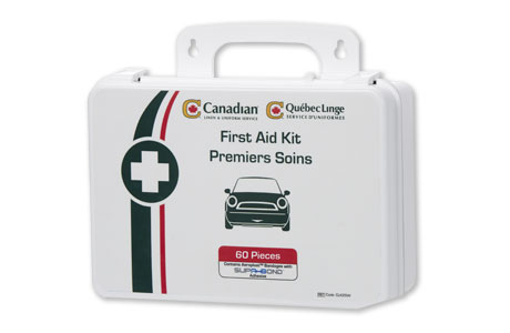 image of Auto First Aid kit