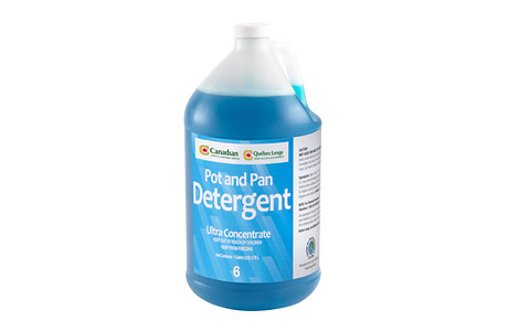 Pot and Pan Detergent