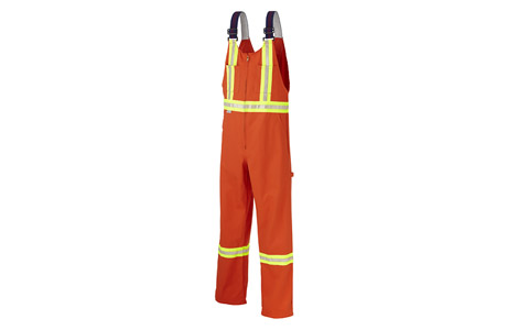 Image of Bib Overalls Hi-Visual