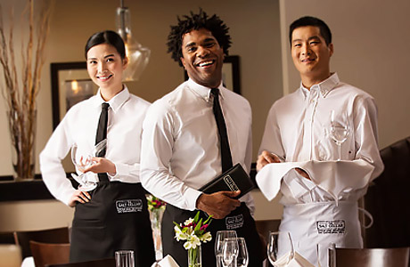Image of Food Servers