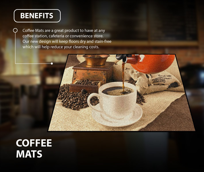 Image of coffee mat