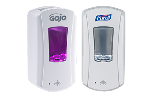 Image of GOJO® Touchless Dispensers