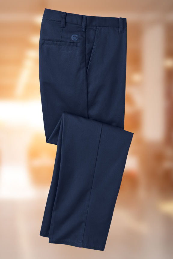 Dura-Press Work Pant