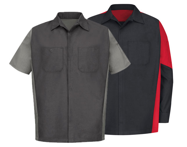 Industrial Crew Shirts