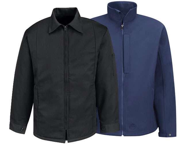 Industrial Work Jackets