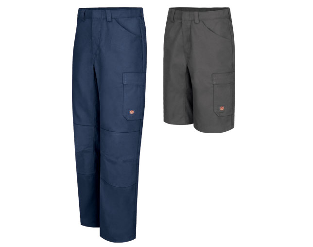 Industrial Shop Pants and Shorts